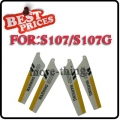 Yellow 4Pcs RC Main Blade For Syma S107G 3CH RC Helicopter