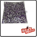 Purple 20000 CRYSTAL GLITTER NAIL AR RHINESTONE 2MM