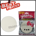 1PC Puff Soft Makeup Facial Face Sponge Cosmetic White Powder