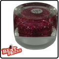 R025 Purple Red Glitter UV Color Gel 20ml For Nail Art