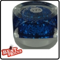 R092 Waterblue Tiny hexagonal Color UV Gel For Nail Art