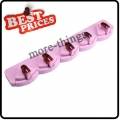 pink nail art display stand for tips free shipping S132