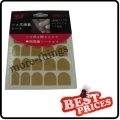 10Pcs Pro One-off Double-Sided Nail Stickers Manicure for False Nail Tips #482