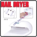 Nail dryer portable drying for nail polish manicure paints