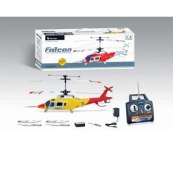 16 inch Gyro 3.5 channel Big Falcon RC helicopter 5887
