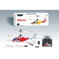 16 inches Gyro 4 channel Big Falcon RC helicopter 5887