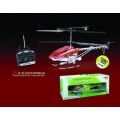 Red 67cm Big Sky Lanneret 525A RC Music & GYRO Helicopter