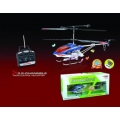 Blue 67cm Big Sky Lanneret 525A RC Music & GYRO Helicopter*