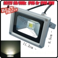 10W LED Pure White Flood Wash Light Outdoor IP65 DC12V 50/60HZ NEW