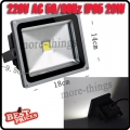 20W White High Power LED Flood Wash Light Lamp Outdoor Waterproof 220V New