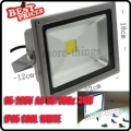 30W LED Flood light Cool White Lamp Outdoor Waterproof 85-265V