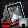 30W LED Flood light White Lamp Outdoor Waterproof 85-265V