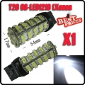 Car Xenon White 68 SMD SMT LED T20 992 7440 7443 Light