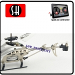 6025i iPilot Helicopter for Apple iPhone 4 4S 3G 3GS iPad iPod iTouch