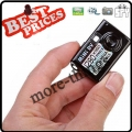 Smallest Mini HD DV DVR Video Camera Recorder Detection Support Micro SD/TF card