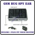 New Wireless GSM Sim Card Spy Mini Ear Bug Phone Device