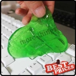 High-Tech Magic Cleaning Compound Super Clean Slimy Gel Bag
