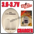 CR123A 123A CR123 16340 3.7V 3.6V GTL Rechargeable Battery Charger