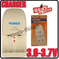 3.6V 3.7V CR123A 123A CR123 16340 Power Rechargeable Battery Charger