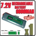 1 pcs 7.2V Ni-MH Rechargeable Battery Pack RC