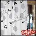100% Polyster Shower Curtain All Kinds of Patterns 183cm x 200cm WITH 12 Rings