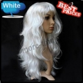 Stunning Womens Long Curly Wavy Wig Ladies Girls Cosplay Costume Party Fancy Dre