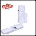 Wireless Magnetic Sensor Door/ Window Entry Safety Security Burglar Alarm Bell