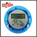 Blue Cute Digital LCD Kitchen Cook Number Timer Stop Watch Count Down Clock Alarm